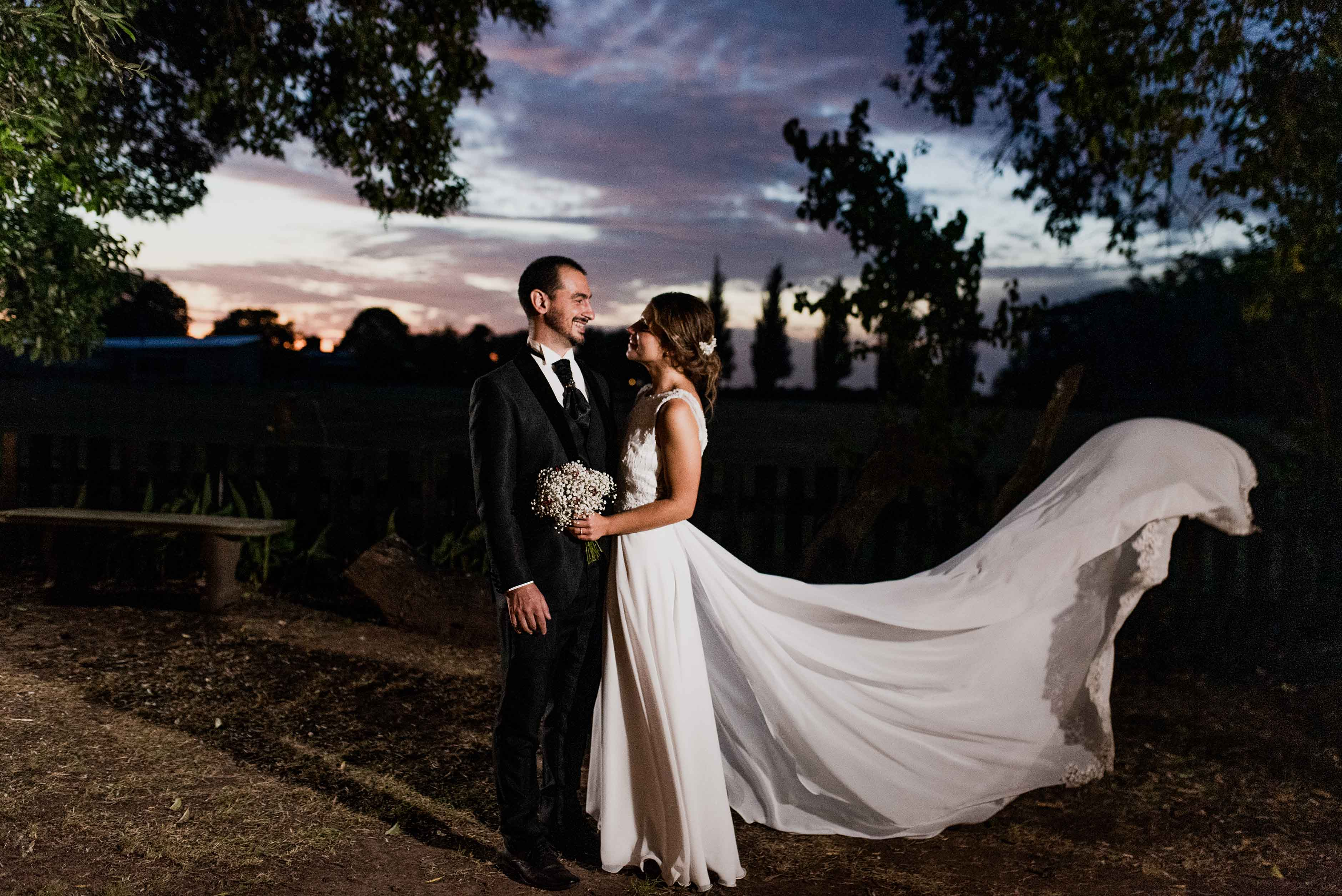 Fotos de la boda de Ani y Munir en Rosario realizadas por Bucle Fotografias Flor Bosio y Caro Clerici