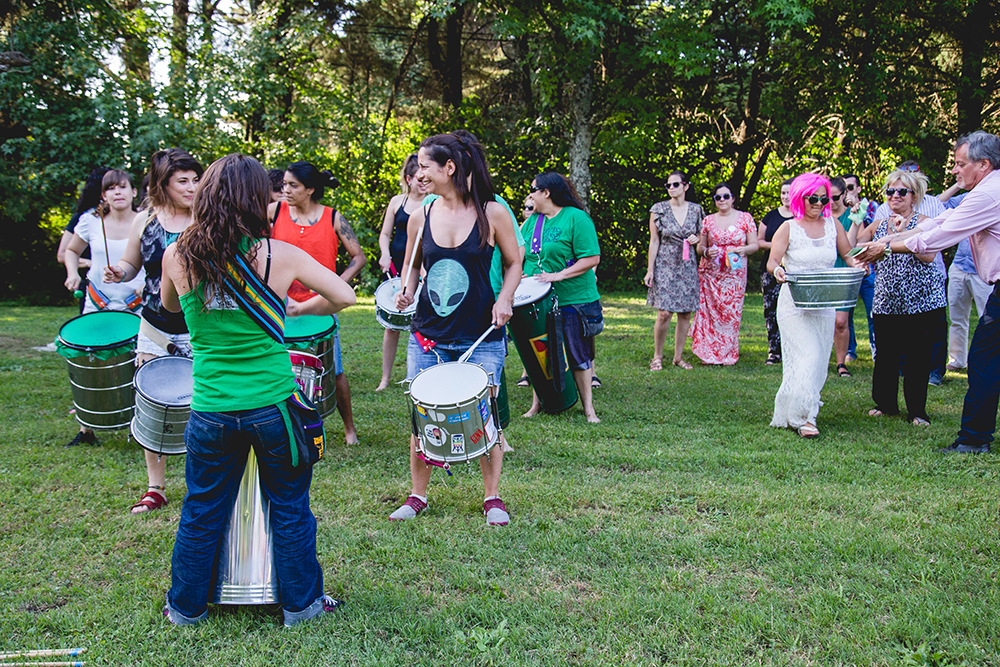 Fotos de la boda de Nati y Ceci en Buenos Aires realizado por Bucle Fotografías.Fotógrafas Flor Bosio y Caro Cle.