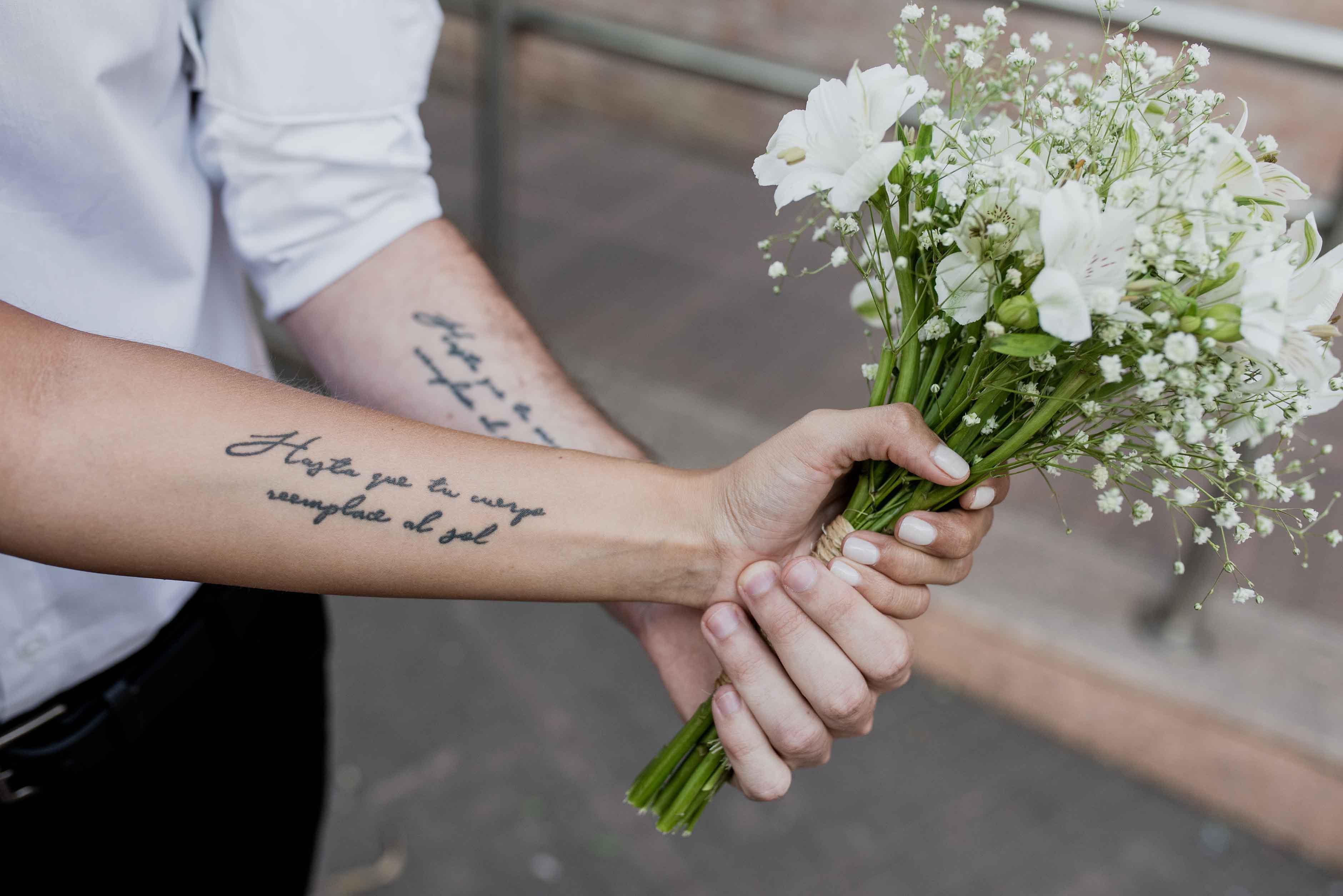 Fotos de la boda de Nay y Jota en Rosario realizadas por Bucle Fotografias Flor Bosio y Caro Clerici