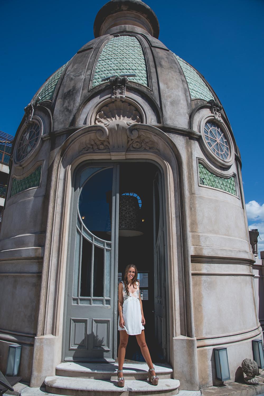 Fotos del book de quince de Agos en Rosario realizado por Bucle Fotografías.Fotógrafas Flor Bosio y Caro Cle.