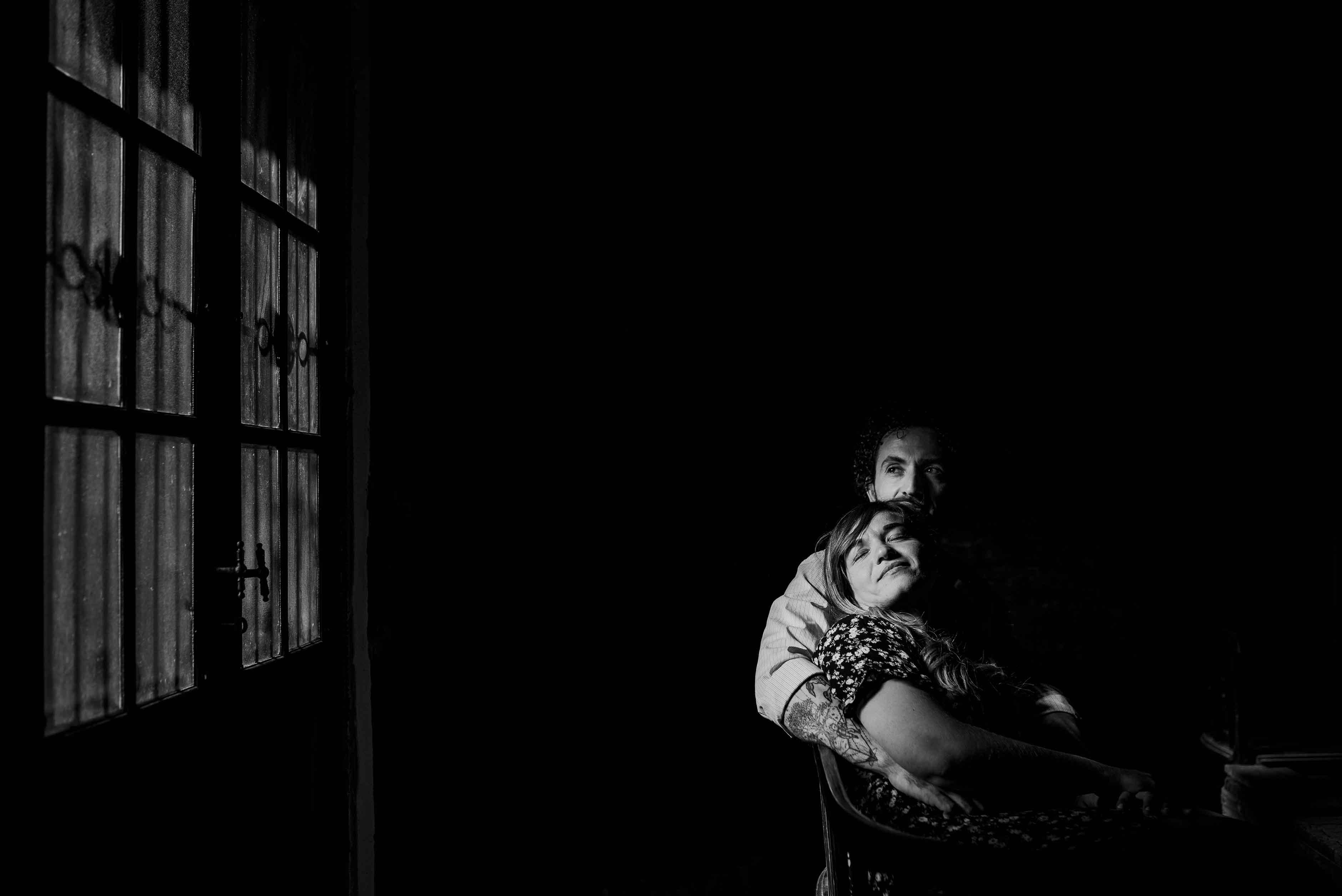 Fotos de la sesión de preboda de Ana y Mauri en Rosario realizadas por Bucle Fotografias Flor Bosio y Caro Clerici