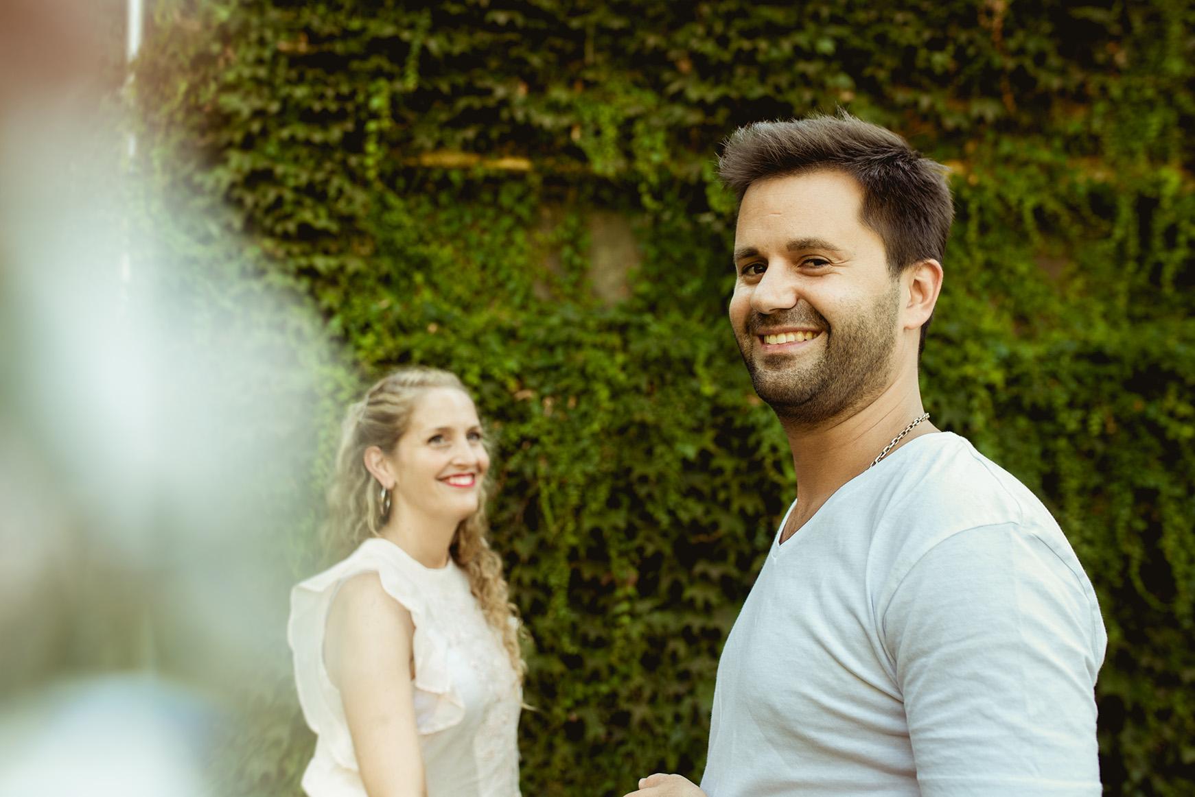 Fotos de la pre boda de Julieta y Martin en Rosario realizadas por Bucle Fotografias Flor Bosio y Caro Clerici