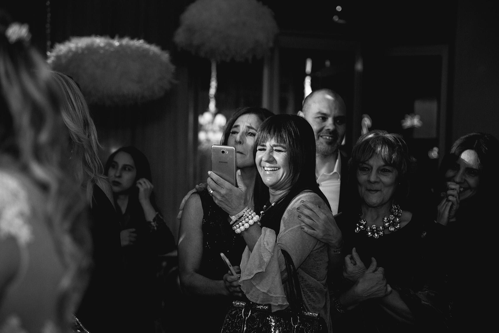Fotos de la fiesta de quince de Bianca en Rosario realizadas por Bucle Fotografias Flor Bosio y Caro Clerici
