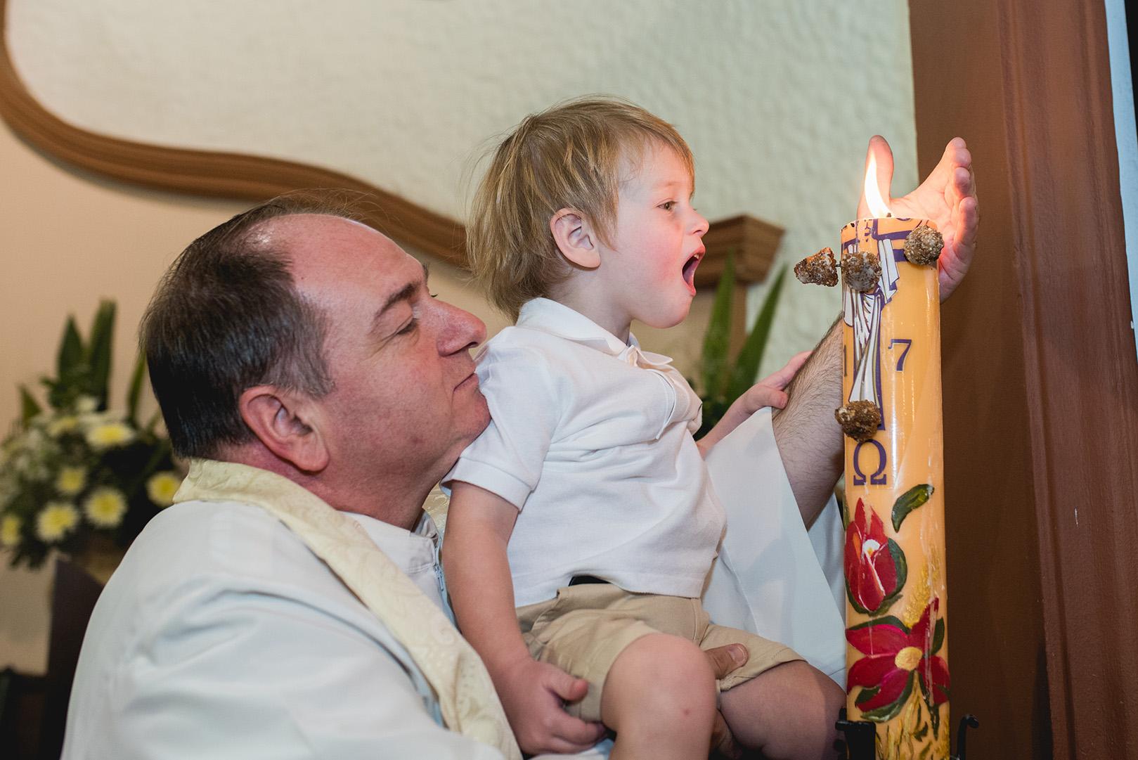Fotos del bautismo de Lisa en Rosario realizadas por Bucle Fotografías Flor Bosio y Caro Clerici