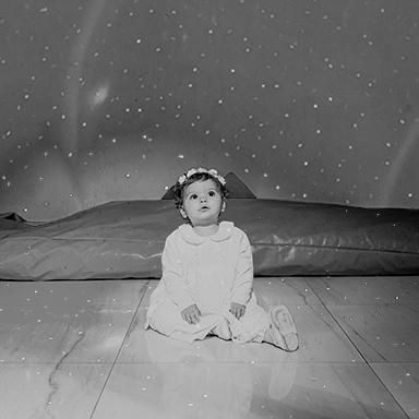 Imagen destacada de las fotos del bauticumple de Oli en Rosario realizadas por Bucle Fotografias Flor Bosio y Caro Clerici