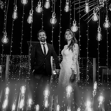 Imagen destacada de las fotos de la boda de Bel y Pablo en Rosario realizadas por Bucle Fotografias Flor Bosio y Caro Clerici
