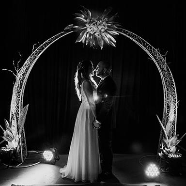 Imagen destacada de las fotos de la boda de Yoa y Roli en Rosario realizadas por Bucle Fotografias Flor Bosio y Caro Clerici