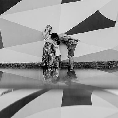 Imagen destacada de las fotos de la dulce espera de Rosario en Rosario, realizadas por Bucle Fotografias. Flor Bosio y Caro Clerici