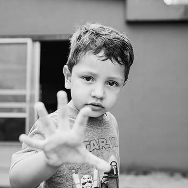 Imagen destacada de las fotos del cumpleaños de Benja en Rosario realizadas por Bucle Fotografias Flor Bosio y Caro Clerici